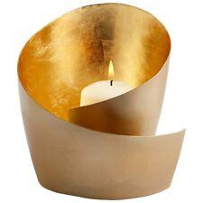 Cyan Design Mars Candleholder, Brass - 8118