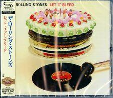 THE ROLLING STONES-LET IT BLEED-JAPAN SHM-CD E50