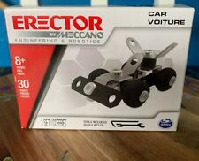 New Erector Set Car by Meccano Tools Included Box7