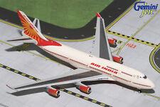 GEMINI JETS AIR INDIA BOEING B747-400 1:400 DIE-CAST GJAIC1638 IN STOCK