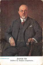 Friedrich Lift Präsident des Deutschen Sängerbundes
