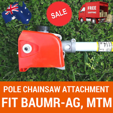 Chainsaw Head Attachment For Pole Chain Saw Pruner Made To Fit Baumr-AG, MTM