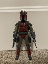 Star Wars Black Series Mandalorian Super Commando 6? Action Figure Loose