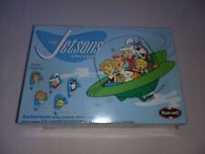 Polar Lights The Jetsons Spaceship Model Kit 2001 Factory Sealed