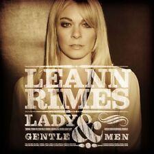 LEANN RIMES Lady and Gentlemen DOUBLE VINYL LP,  NEW/SEALED