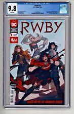 DC's RWBY #1 CGC 9.8