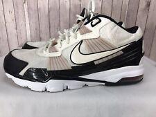 Nike 386484-112 Trainer SC Men's White Black Running Shoes Size US 13 / EU 47.5