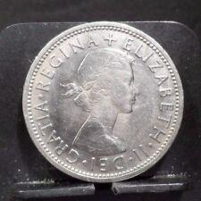 CIRCULATED 1966 2 SHILLINGS UK COIN (112317)1,,,,,FREE SHIPPING!!!!!
