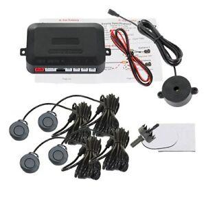 Indicator Probe System Buzzer Car Parking Sensor Kit Reversing Radar Sound Alarm
