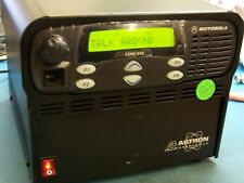 Motorola CDM1250 UHF 450-527MHz  Control Station 40 Watt NEW