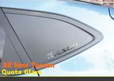 Decal-X Carbon Quota Glass Mask 2P 1Set For Hyundai Tucson 2016+
