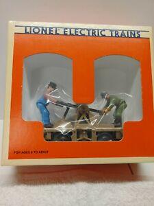 Lionel 6-18429 Op. Handcar With Railroad Workers