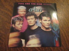 45 tours a-ha you are the one (remix)