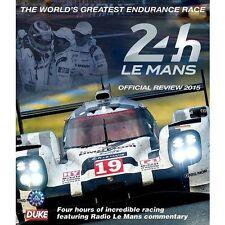 Le Mans 2015 5017559124854 Blu-ray Region 1