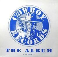 Cowboy Records The Album 2 CD Vol 1 UK 1993 House/Dub Serotonin Deja Vu New