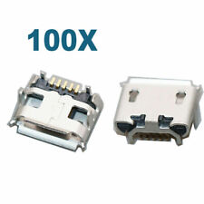 Lot 100 Charging Micro USB Port Charger for ZTE Warp N860