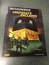 Corporate Enclaves Shadowrun Catalyst