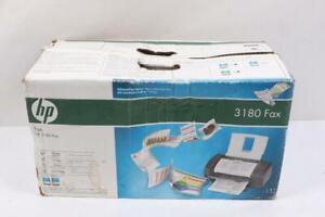 HP 3180 Color Inkjet fax Machine