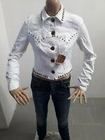 Giubbino Jeans RICHMOND Donna Jacket Woman Veste Femme Taglia 44 (Nuovo) 8443