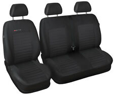 Van seat covers fit VW Volkswagen Transporter T5  2+1  (P4)