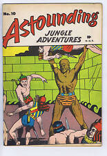 Astounding Jungle Adventures #10 ,Randall Pub ,Zor the Mighty, Canadian Edition