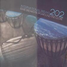 "V/A - 202 International Breaks (12"") Rare Breaks From Around The Globe"