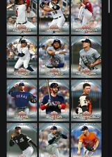 2020 Topps BUNT:National Baseball Card Day base - 14 random cards -Digital