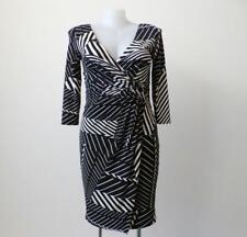 COAST Women's Dress NEW Size 14 - 16 US 10 - 12 Long Sleeve Stretch Sheath