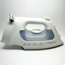 Rowenta Effective S.S. Airglide Vertical Steam Iron Retractable Cord Self Clean