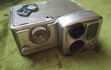 Pentacon 8mm Schmalfilmkamera AK8 + ABEFOT + Triotar 2,8/10 T Carl Zeiss Jena