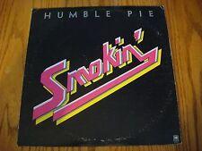 Vintage Humble Pie Smokin' LP 1972 SP 3132 Steve Marriott