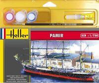 Heller Bausatz Pamir Segelschiff 1:750 Model Kit Art. 49058 Schiff Boot