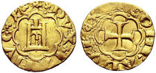 "[DO] GENOVA - Simon Boccanegra ""Doge I"" (1339-44) TERZAROLA (Oro/Or/Gold)"