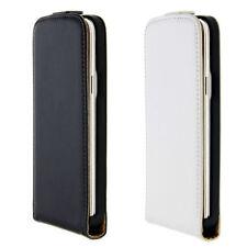 Fundas y carcasas de piel sintética para teléfonos móviles y PDAs HTC