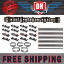 FORD 6.0/6.4 POWERSTROKE STOCK CAMSHAFT, LIFTERS, CAM BEARINGS, & PUSH RODS