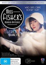 MISS FISHER'S MURDER MYSTERIES - Series 1, Volume 1. REGION 4 (AUST/NZ) SEALED!!