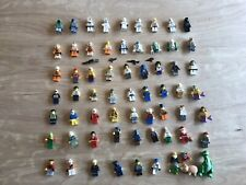60 lego minifigures - Star Wars Ninjago And Misc