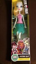 Monster High Lagoona Blue Doll New