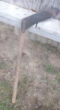 Antique primitive machete  Tobacco Knife ~PRIMITIVE Farm use