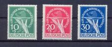 Berlin 68-70 Währungsgeschädigte komplett mit Gummifehlern (at46)