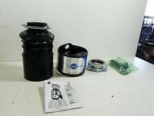 InSinkErator 79024-Ise Garbage Disposal, Badger Continuous Feed, 1 For Hp, Black