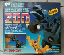 Robo Machine Zod Gobots Bandai vintage 1985 neuf en boite !