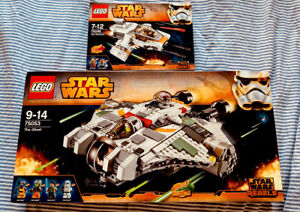 Combo Lego Star Wars The Ghost 75053 + The Phantom 75048. new. sealed. No Damage