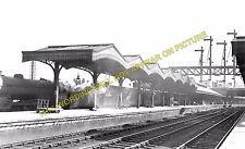 Ipswich Railway Station Photo. Great Eastern Railway (4)
