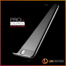 3D PRO Glass Screen Protector Full Edge Cover for iPhone 6s & 6 - Black