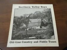 Northern Valley Boys Old-time Country and Fiddle Tunes LP 1975 Maine Bluegrass