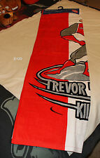 Sydney Swans AFL Mascot Printed 70cm x 140cm Velour Beach Towel New