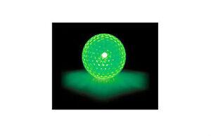 3 Glow in Dark Golf Balls Golfing Gift Set