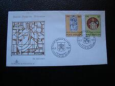 VATICAN - enveloppe 1er jour 25/11/1971 (cy32)
