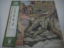 BLACK OAK ARKANSAS-High On The Hog JAPAN 1st.Press w/OBI AC/DC Ozzy Osbourne
